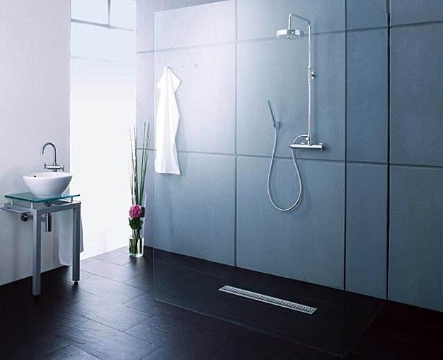 estetyczne szczelne i trwale prysznice bez brodzikow - Estetyczne, szczelne i trwałe prysznice bez brodzików