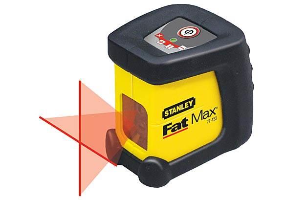 laser krzyżowy Stanley FatMax CL2