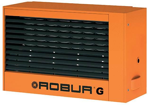 kondensacyjne modulowane nagrzewnice gazowe serii g - Kondensacyjne, modulowane nagrzewnice gazowe serii G