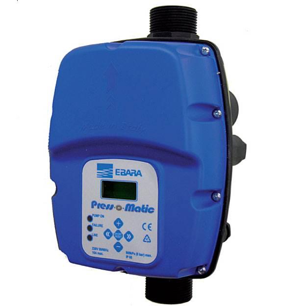 pressomatic kompaktowa regulacja wydajnosci pompy - PRESSOMATIC, kompaktowa regulacja wydajności pompy