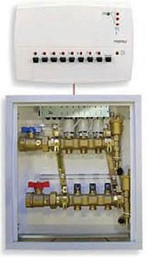 radiowy system sterowania ogrzewaniem wloskiej firmy perry 3 - Radiowy system sterowania ogrzewaniem włoskiej firmy PERRY
