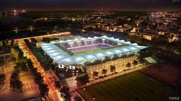 system zaprasowywany sanpress na stadionie legii warszawa 2 - System zaprasowywany Sanpress na Stadionie Legii Warszawa