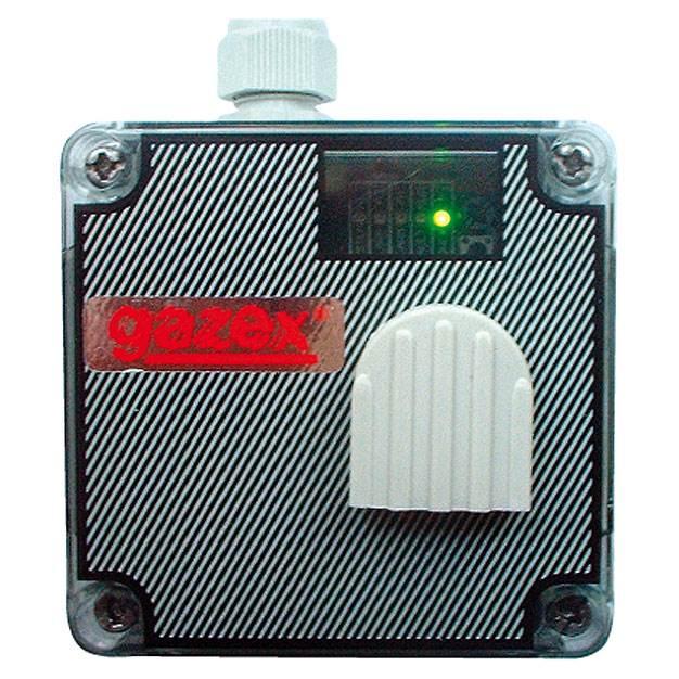 adresowalne systemy detekcji gazu - Adresowalne systemy detekcji gazu