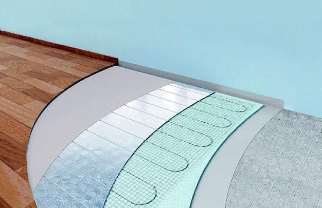 cieplo z podlogi elektryczne ogrzewanie podlogowe - Ciepło z podłogi - elektryczne ogrzewanie podłogowe