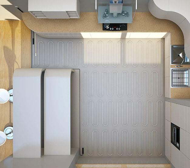 cieplo z podlogi elektryczne ogrzewanie podlogowe 4 - Ciepło z podłogi - elektryczne ogrzewanie podłogowe