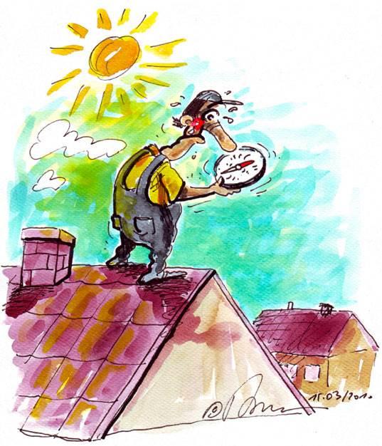 usterki w instalacjach solarnych przyczyny i zapobieganie 3 - Usterki w instalacjach solarnych - przyczyny i zapobieganie