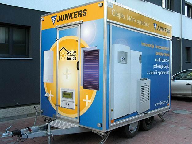 mobilna ekspozycja junkersa - Mobilna ekspozycja Junkersa
