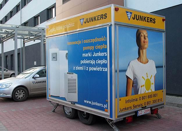 mobilna ekspozycja junkersa 1 - Mobilna ekspozycja Junkersa