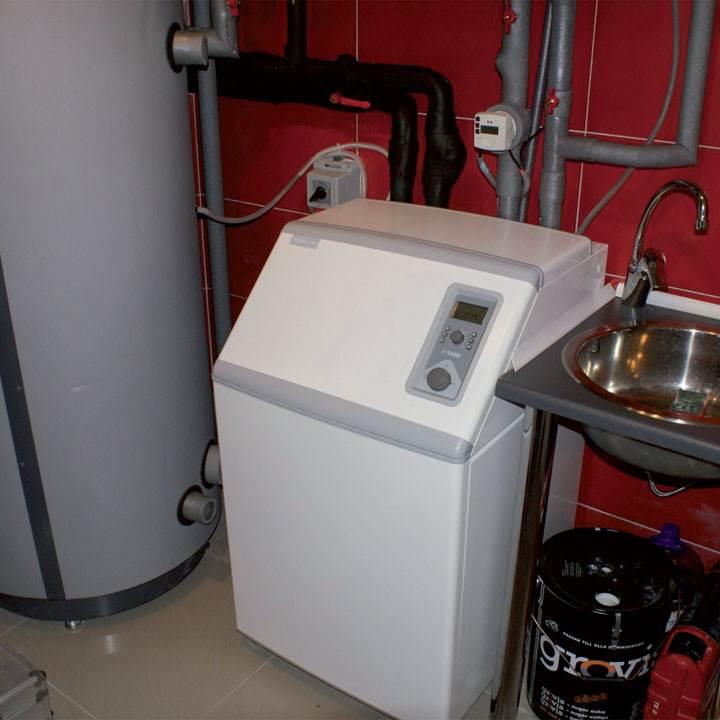 analiza rzeczywistej instalacji z pompa ciepla - Analiza rzeczywistej instalacji z pompą ciepła