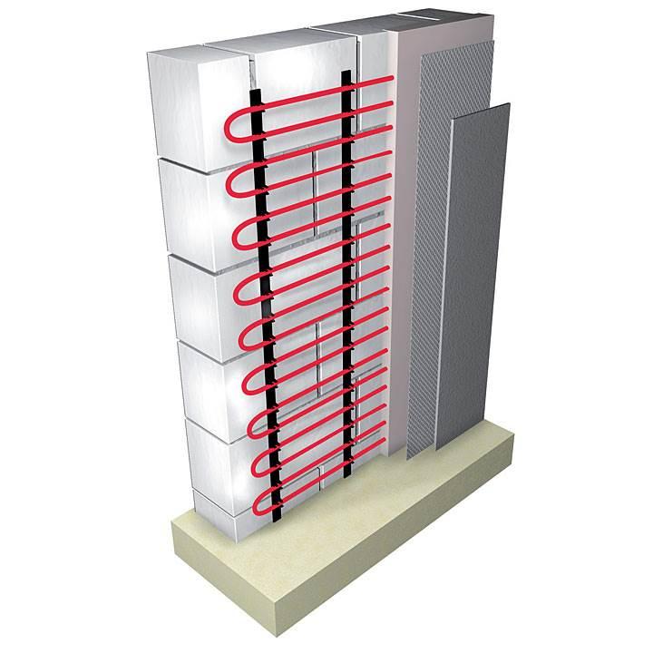 ogrzewanie scienne kisan comfort wall standard - Ogrzewanie ścienne Kisan Comfort Wall Standard