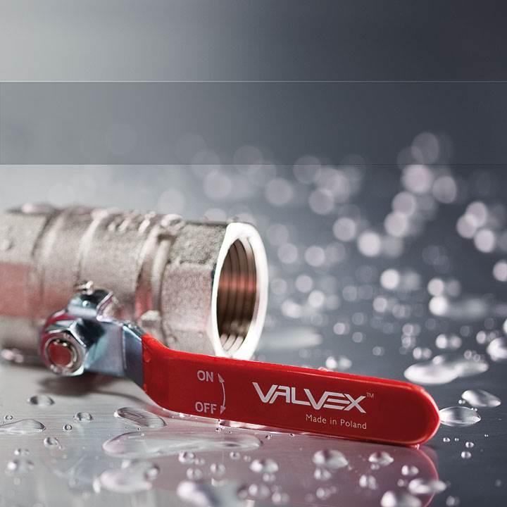 nowe zawory kulowe w asortymencie valvex - Nowe zawory kulowe w asortymencie Valvex