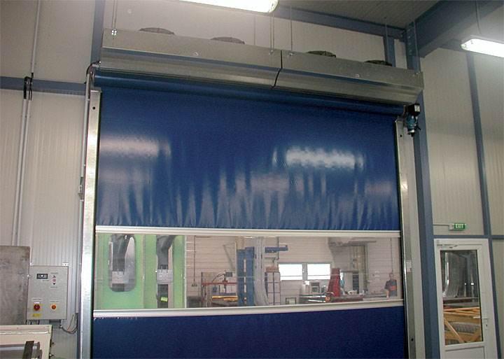 niewidzialne drzwi powietrzne - Niewidzialne drzwi powietrzne