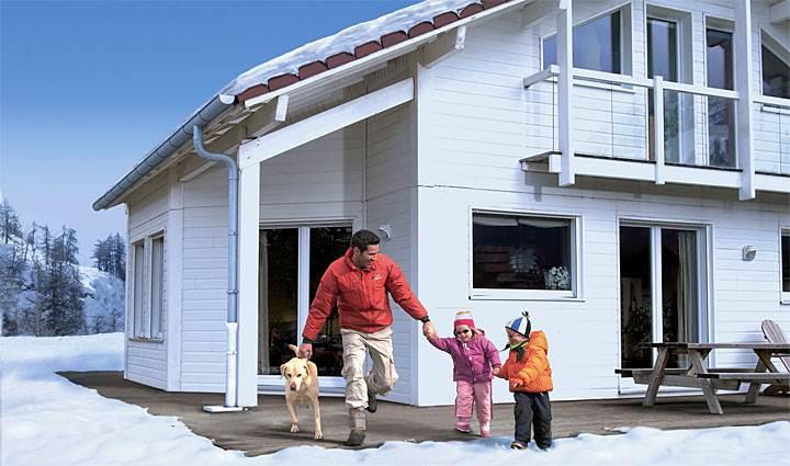 zima bez problemow ochrona dachow rynien i rur 1 - Zima bez problemów. Ochrona dachów, rynien i rur przed zamarzaniem