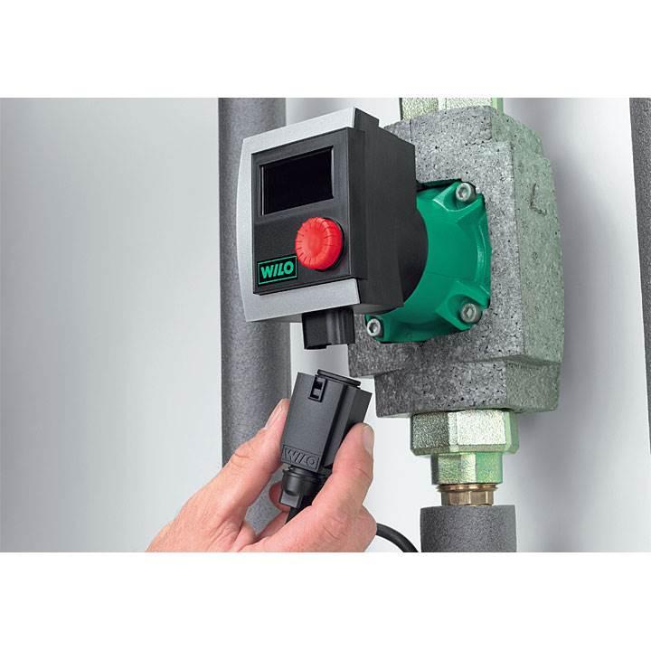 pompa w instalacji grzewczej 5 - Pompa w instalacji grzewczej