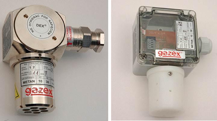 pomiar stezen gazow 2 - Pomiar stężeń gazów szkodliwych i zawartości tlenu w powietrzu w oczyszczalniach ścieków i sieciach kanalizacyjnych