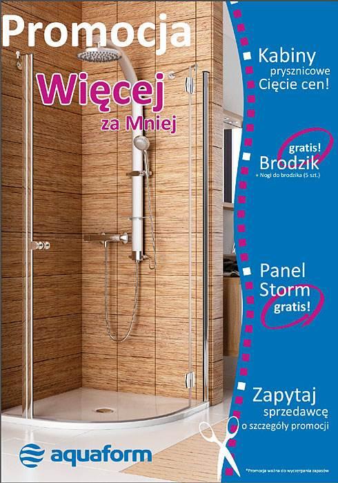 brodzik gratis do kabiny prysznicowej - Brodzik gratis do kabiny prysznicowej