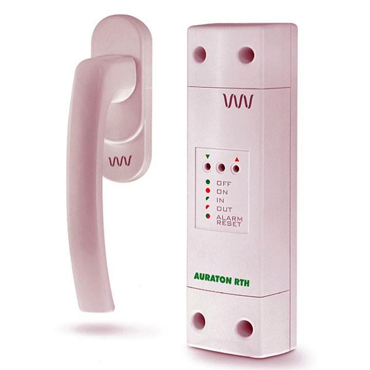 oszczedne chlodzenie z czujnikiem w klamce okiennej - Oszczędne chłodzenie z czujnikiem w klamce