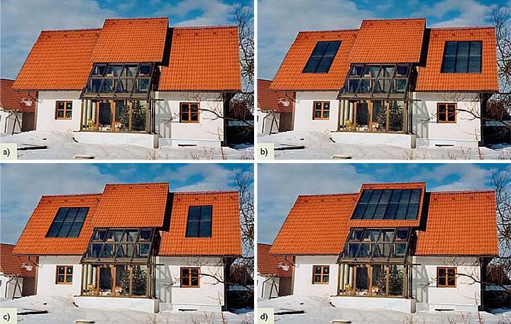 tworzenie pol - Tworzenie pól kolektorów oraz regulacja zestawów solarnych