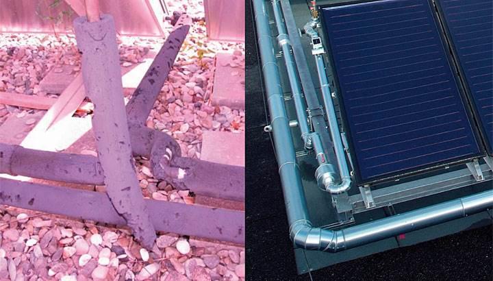 tworzenie pol 9 - Tworzenie pól kolektorów oraz regulacja zestawów solarnych