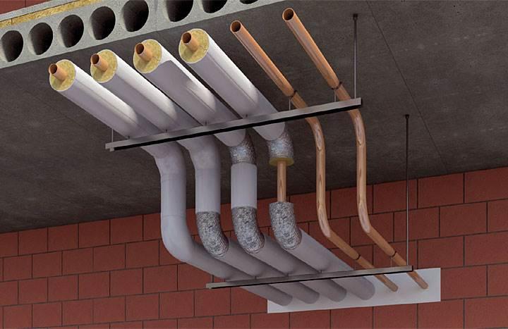 izolacje instalacj 2 - Izolacje instalacji wodnych