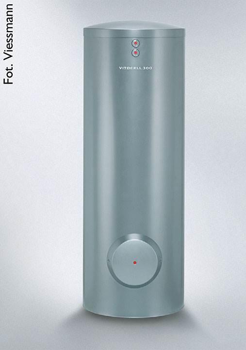 zasobniki cieplej wody 1 - Zasobniki ciepłej wody użytkowej