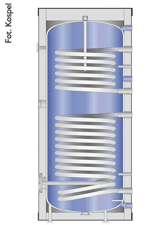 zasobniki cieplej wody 3 - Zasobniki ciepłej wody użytkowej