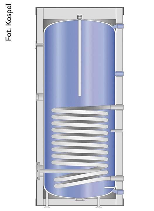 zasobniki cieplej wody 5 - Zasobniki ciepłej wody użytkowej