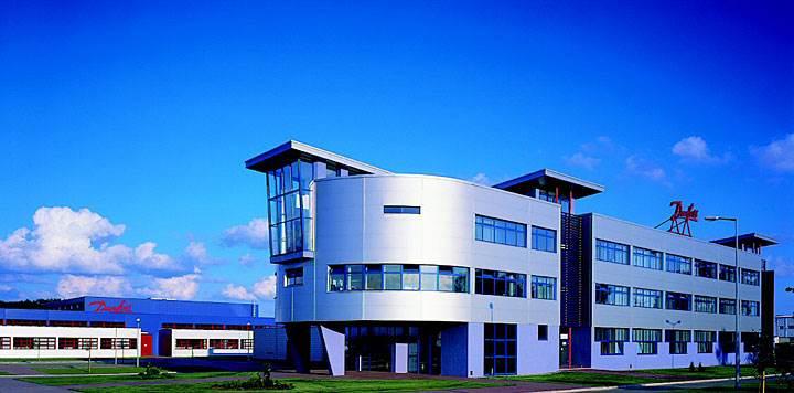 20 lat danfoss w polsce owo - 20 lat Danfoss w Polsce owocuje połączeniem spółek