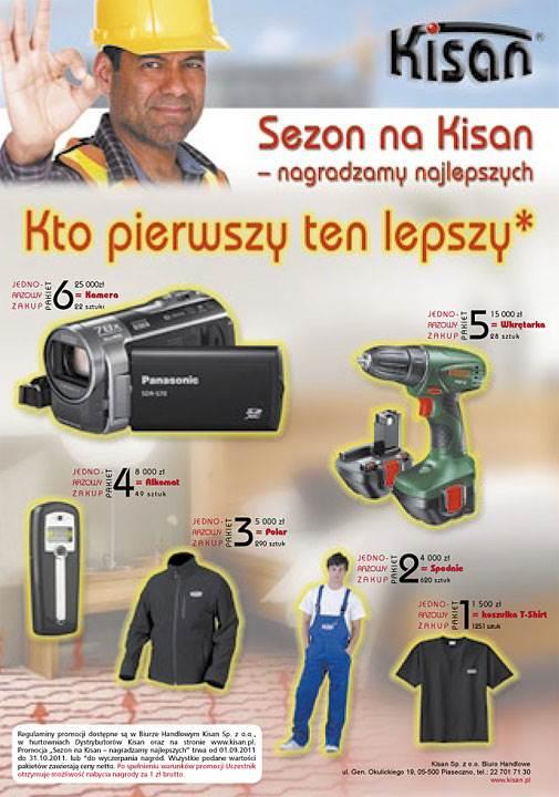 kiissan - SEZON NA KISAN – nagradzamy najlepszych!!!