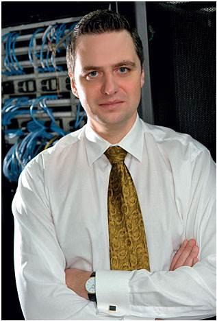 Maciej Mączyński, wiceprezes ds. sektora informatycznego APC by Schneider Electric