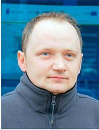 inż. Daniel Biłka Asystent ds. technicznych, Galmet