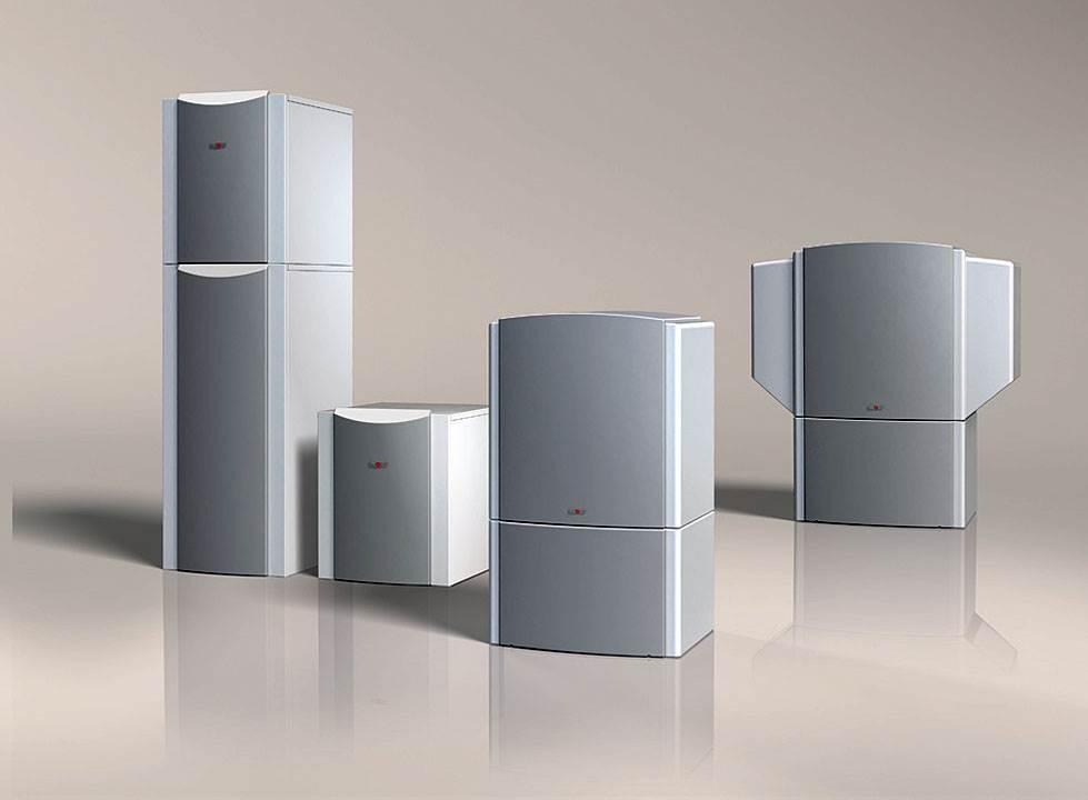 """Fot. 5. Firma Wolf GmbH oferuje pompy ciepła o najwyższych właściwościach technicznych """"made in Germany"""", które charakteryzują się najwyższymi wartościami współczynnika COP."""
