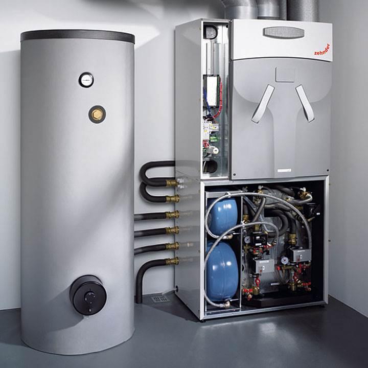 centrala energetyczna zehnd - Centrala Energetyczna Zehnder Comfobox