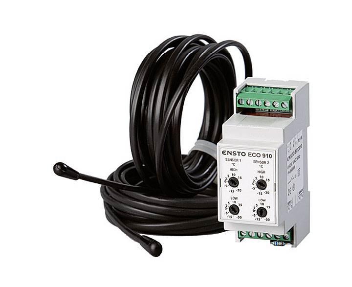 elektryczne system 6 - Elektryczne systemy przeciwoblodzeniowe Ensto