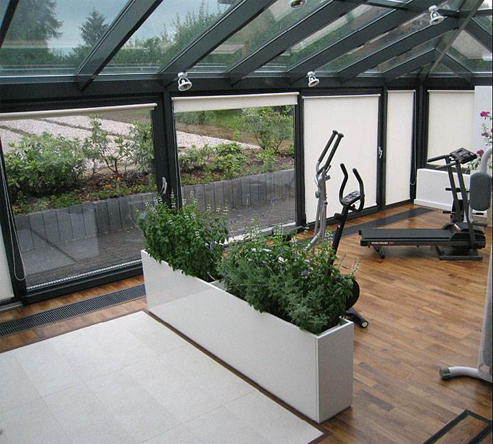 Regulus®-system canal – komfortowy system ogrzewania ogrodów zimowych