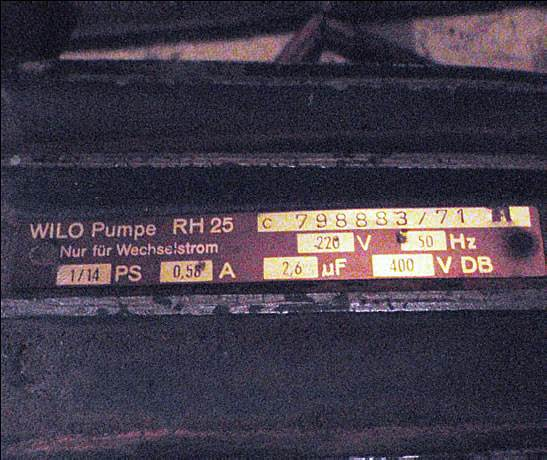 pompy wilo perfecta1 - Pompy Wilo-Perfecta pracują niezawodnie od ponad 41 lat!