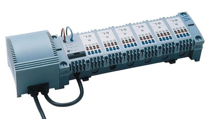 nowoczesna automatyka ogrzewanie kan therm2 - Nowoczesna automatyka dla ogrzewania i chłodzenia płaszczyznowego KAN-therm