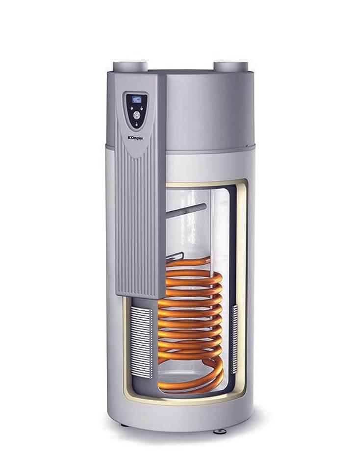 pompa ciepla do wody - Pompa ciepła do przygotowania ciepłej wody