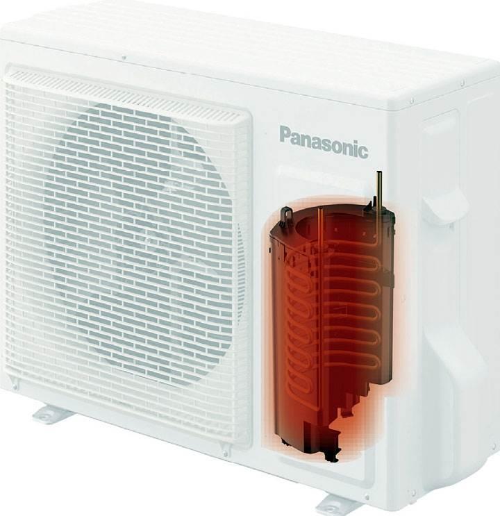 urzadzenia klimatyzacyjne panasonic heatcharge - Urządzenia klimatyzacyjne z technologią Heatcharge od Panasonic
