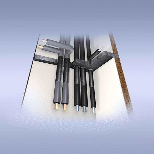 izolacja termiczna do - Izolacja termiczna do zabezpieczania przepustów instalacyjnych