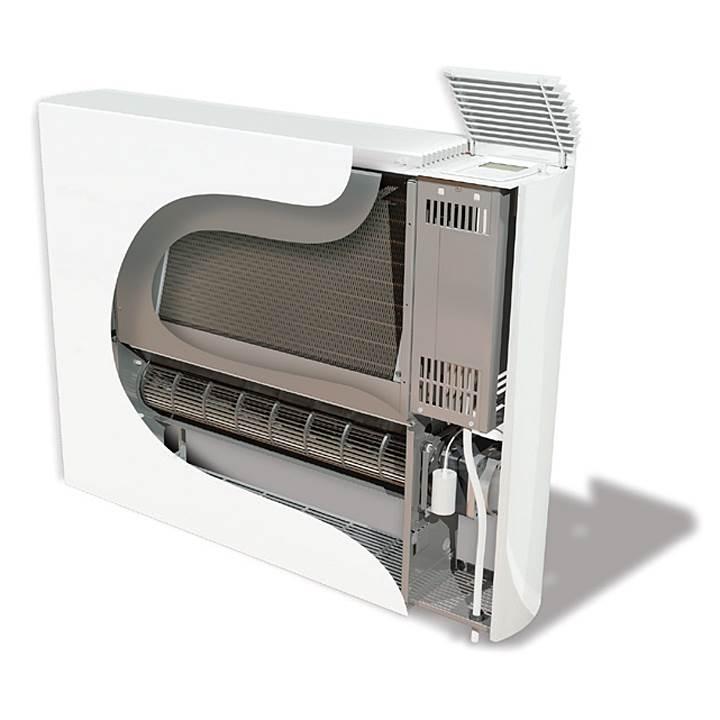 nowy klimakonwektor vido w wersji czterorurowej - Klimakonwektor VIDO w wersji czterorurowej