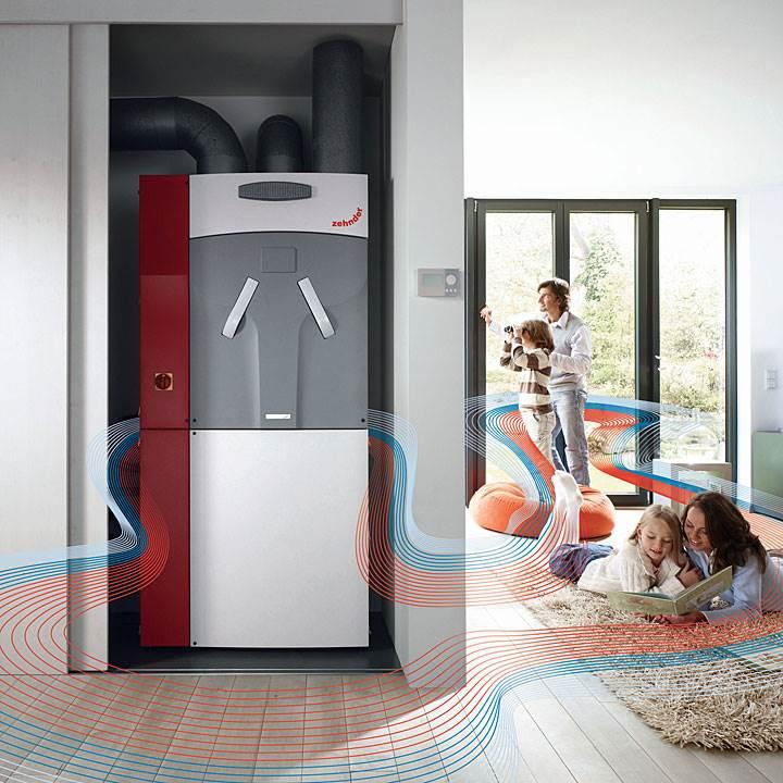 Zehnder ComfoBox – komfortowy klimat w Twoim domu