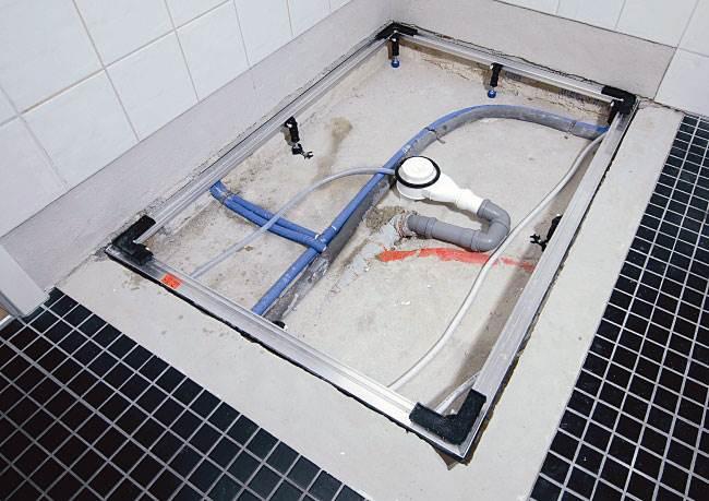 jak latwo i szybko zamontowac powierzchnie prysznicowa 3 - Jak łatwo i szybko zamontować powierzchnię prysznicową?