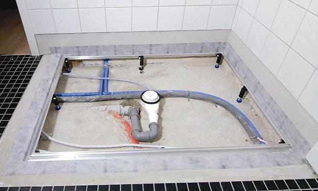 jak latwo i szybko zamontowac powierzchnie prysznicowa 4 - Jak łatwo i szybko zamontować powierzchnię prysznicową?