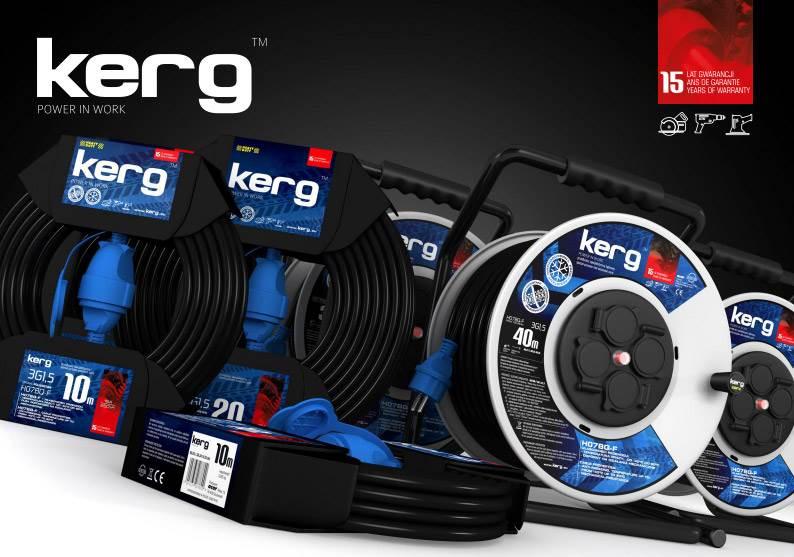 najnowsze przedluzacze w rodzinie produktow marki kerg - Najnowsze przedłużacze w rodzinie produktów marki Kerg