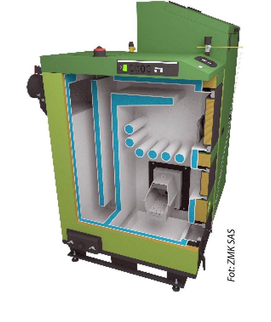 coraz bardziej komfortowe i ekologiczne kotly na paliwa stale 1 - Coraz bardziej komfortowe i ekologiczne, kotły na paliwa stałe