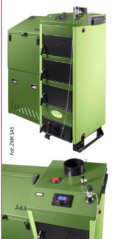 coraz bardziej komfortowe i ekologiczne kotly na paliwa stale 2 - Coraz bardziej komfortowe i ekologiczne, kotły na paliwa stałe