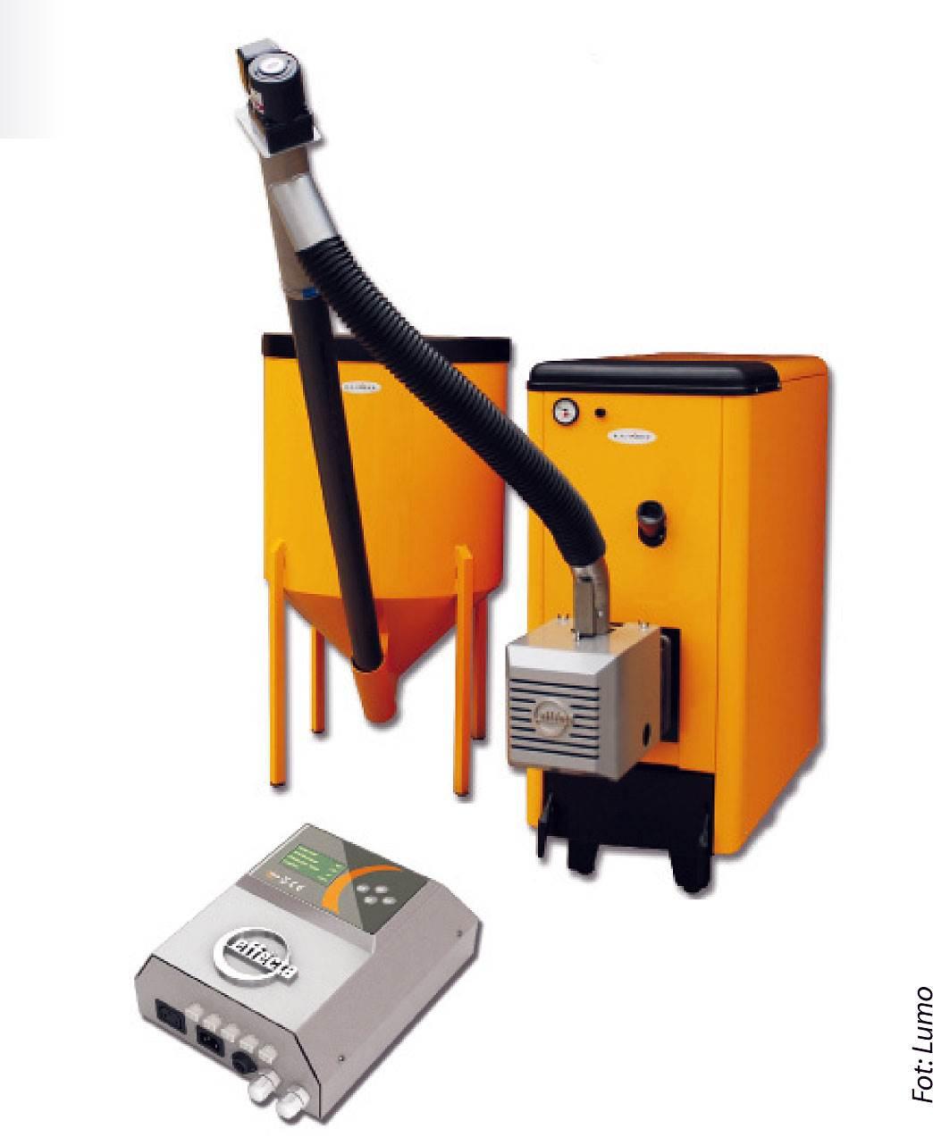 coraz bardziej komfortowe i ekologiczne kotly na paliwa stale 3 - Coraz bardziej komfortowe i ekologiczne, kotły na paliwa stałe