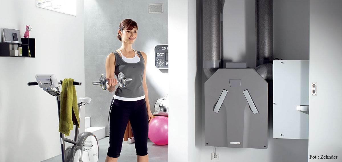 system komfortowej wentylacji 1 - System komfortowej wentylacji pomieszczeń z odzyskiem ciepła, tworzący energooszczędny i zdrowy klimat – Zehnder Comfosystems