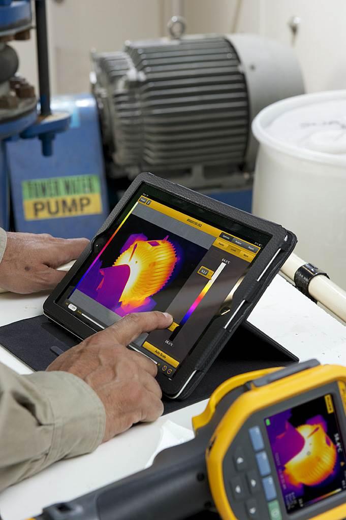 kamera termowizyjna to nie wszystko - Kamera termowizyjna to nie wszystko. Fluke SmartView® – oprogramowanie do analizy i raportowania